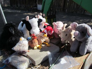 the stuffed family 027